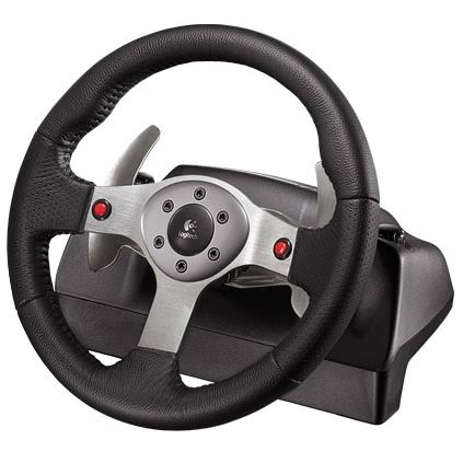 logitech drivers driving