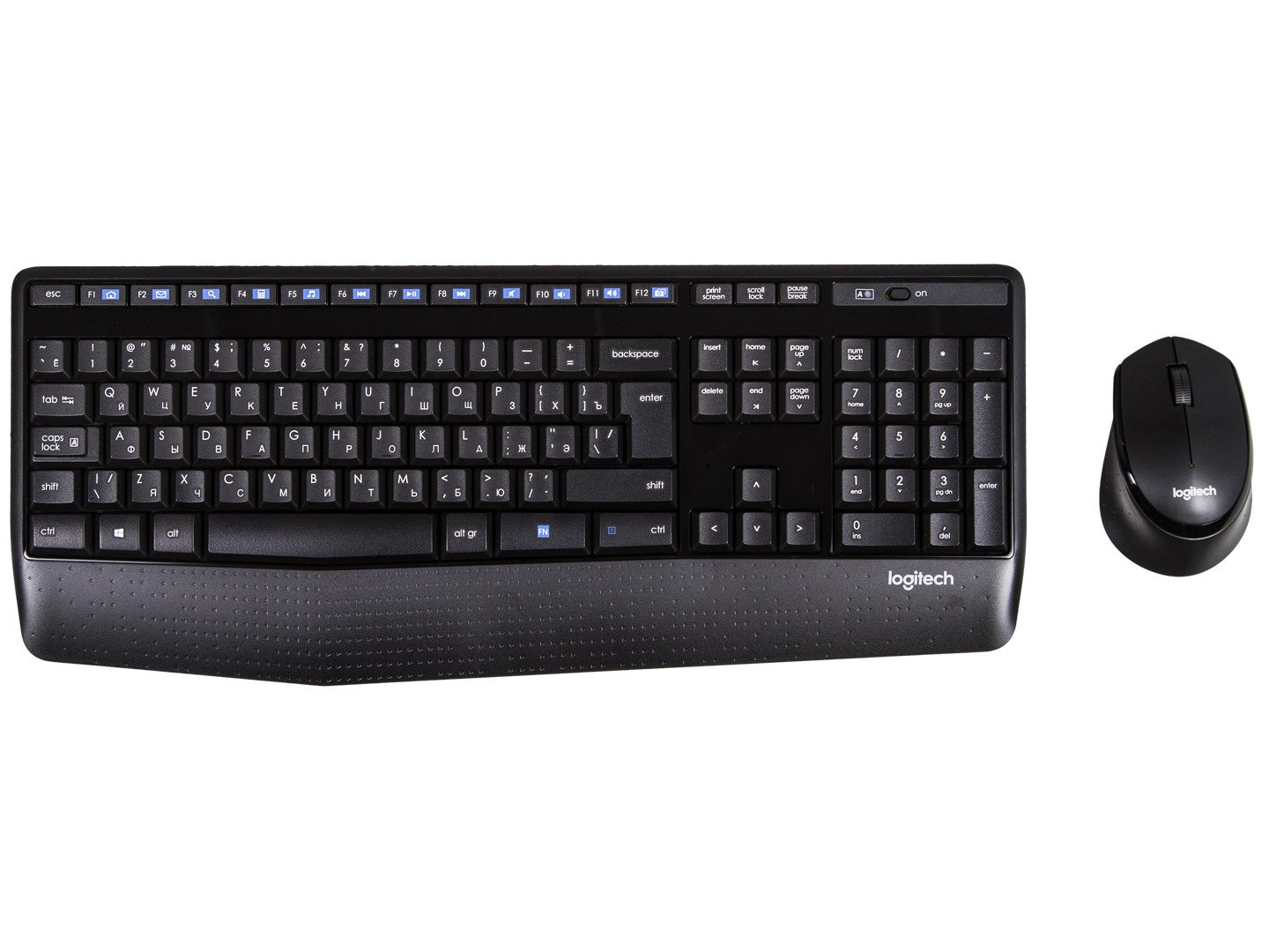 logitech drivers keyboard & mouse