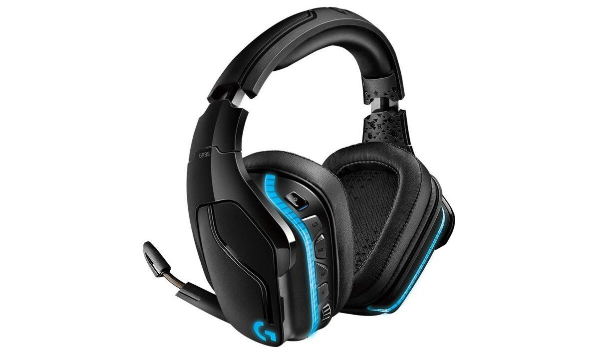 Logitech G935 Driver and Software