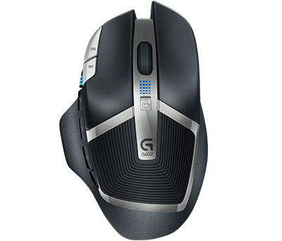 Logitech G602 Driver and Software