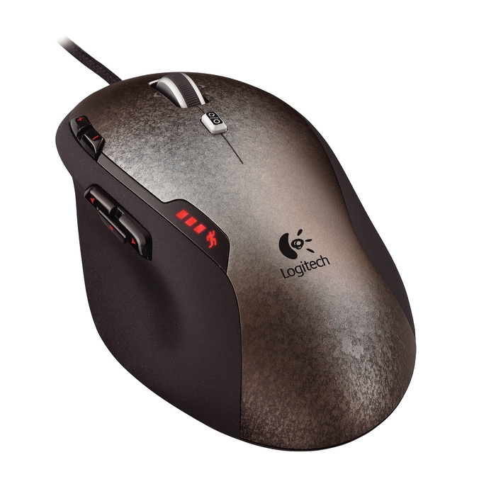 Logitech G500 Driver and Software