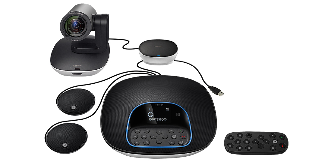 Logitech GROUP Kit Driver And Software
